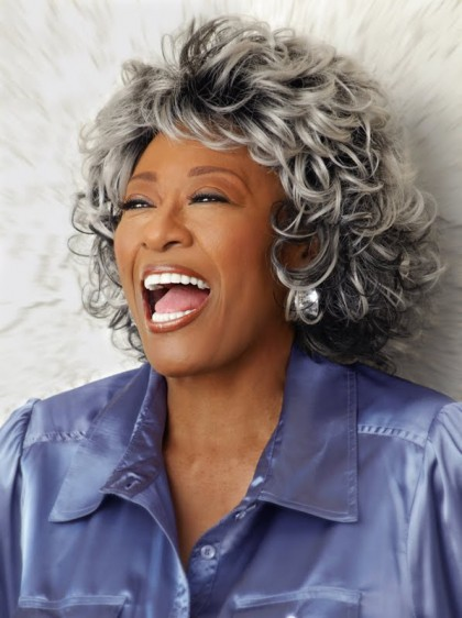 Marlena Shaw, a woman of the ghetto